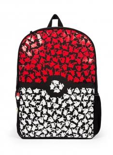 Pokemon Mojo Pokeball Pika Backpack