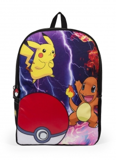 Pokemon Mojo Lightening Flight Backpack