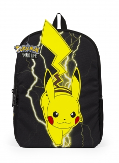Pokemon Mojo Pika Lightening Backpack