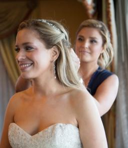 Danielle Pier Wedding