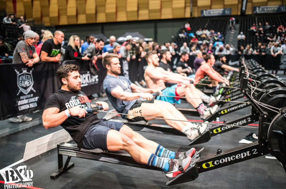 The Athlete Games 2016 Competitors
