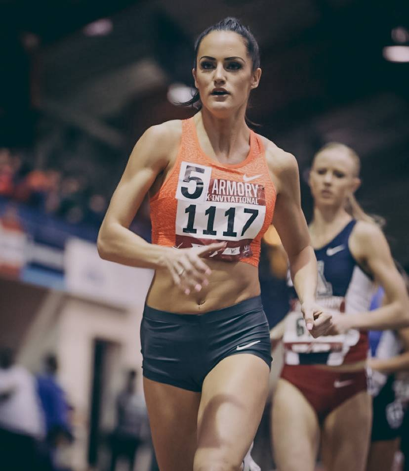Georganne Moline is 2016 US & World Leader in the 600M