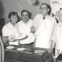 Harvest Breakfast 1971
