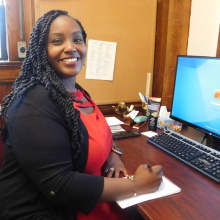 Welcome to Debora Pierre, our new Director of Day Habilitation.