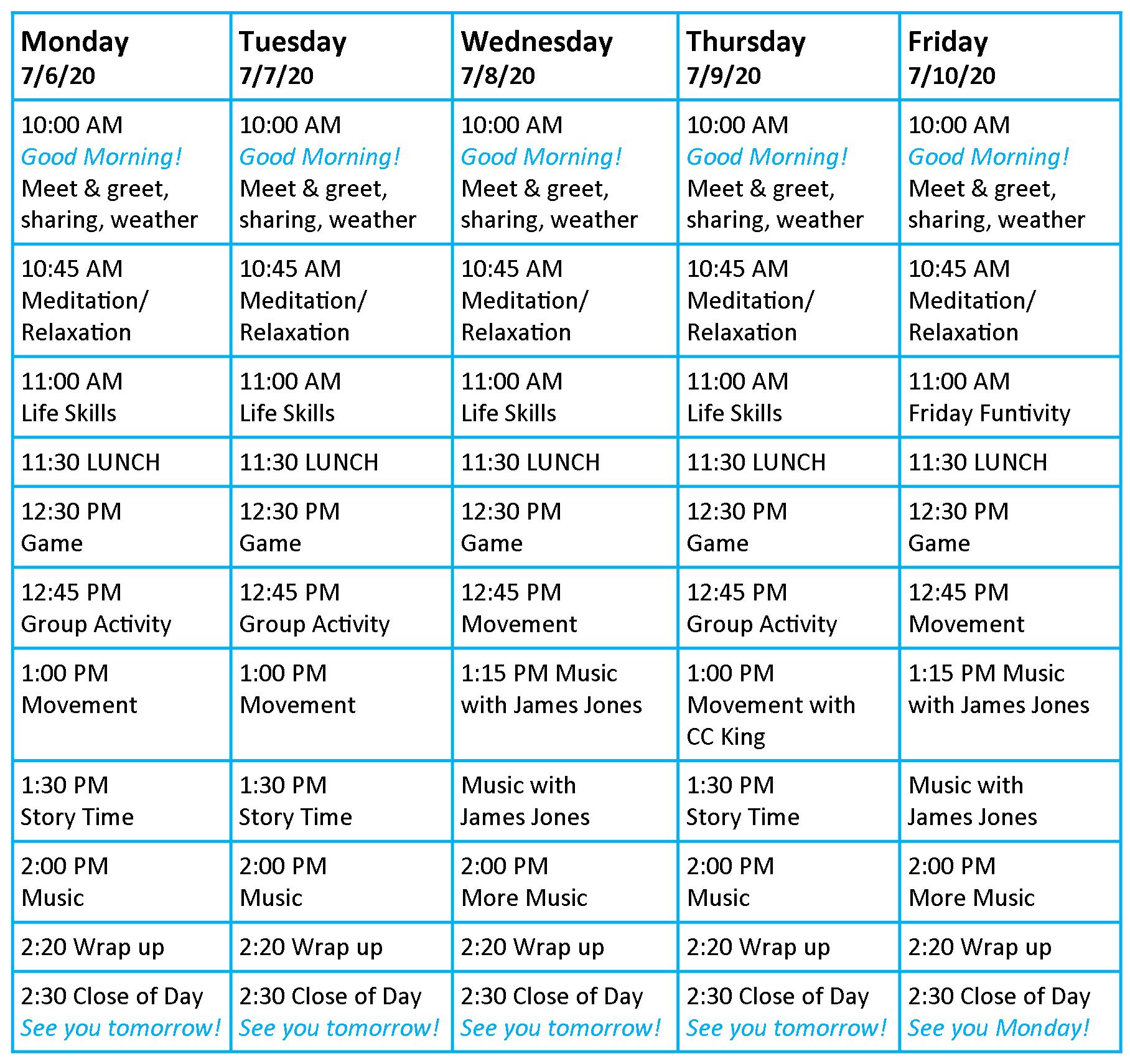 Zoom_Schedule_of_Activities_7-6-20_-_7-10-2020200707131935