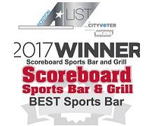 Best Sports Bar 2017