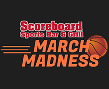 Book Your Event at Scoreboard Woburn