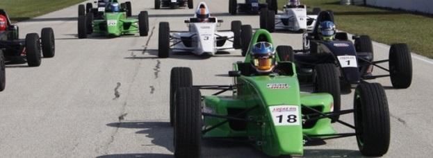 March 6-7, 2017 Formula Car Racing School