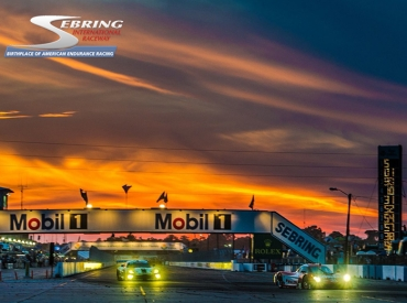 PAST  EVENT - February 4th - 5th at Sebring International Raceway