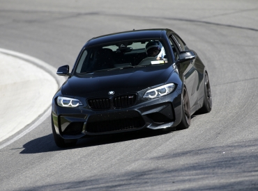 June 5th at Palmer Motorsports Park with BMW M2