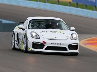 February 18th - 19th, 2019 at Barber Motorsport Park with Porsche Cayman GT4