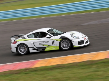June 5th at Palmer Motorsports Park with Porsche Cayman GT4
