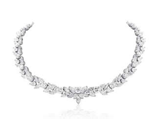 48.95ct Fancy Shape Diamond Necklace