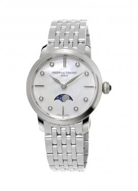 Frederique Constant Slimline Moonphase FC-206MPWD1S6B