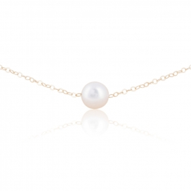 Leys Christie Add-A-Pearl 6mm Starter Necklace