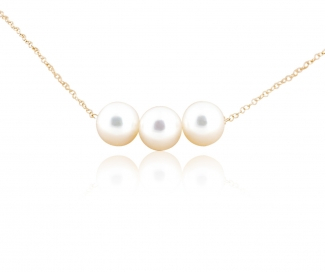 Leys Christie Add-A-Pearl 8mm Inch Starter Pearl