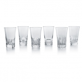 Baccarat Everyday Set of 6 Highball