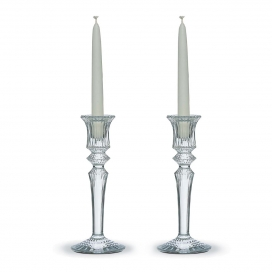 Baccarat Mille Nuits Tall Candlesticks