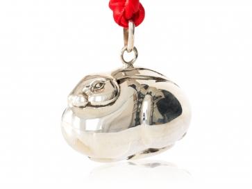 Cazenovia Bunny Ornament