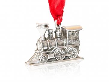 Cazenovia Train Ornament