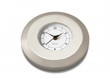 NICKEL CHART WEIGHT CLOCK