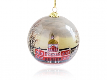 Kanin Press Boston Common Ornament