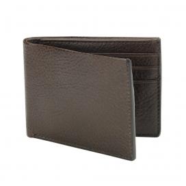 Lotuff Bi-Fold Wallet Chocolate