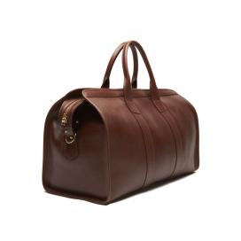 Lotuff Duffle Travel Bag-Chestnut