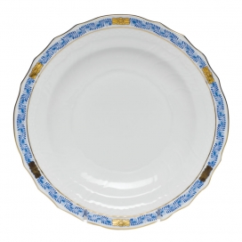 Herend Chinese Boutique Garland Salad Plate