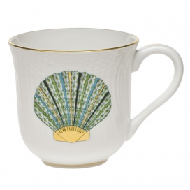 Herend Green Aquatic Mug