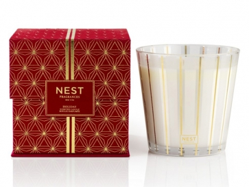 Nest Grand 4 Wick Candle Holiday