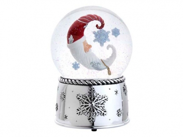 Reed & Barton Winter Dreams Snowglobe