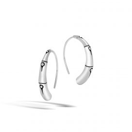 John Hardy Bamboo Small Hook Earrings