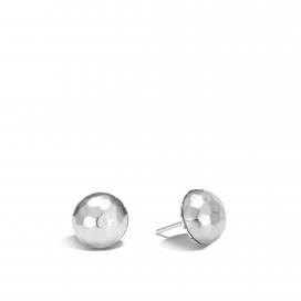 John Hardy Classic Chain Hammered Large Studs