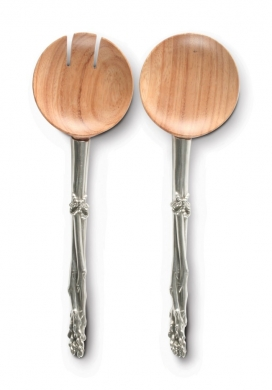 Vagabond House Asparagus Salad Server Set