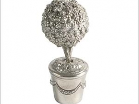Vagabond House Topiary Salt & Pepper
