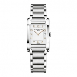 Baume & Mercier Hampton Stainless Steel Small