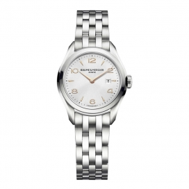 Baume & Mercier Clifton Stainless Steel