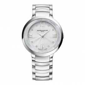 Baume & Mecier Promesse 34mm Stainess Steel