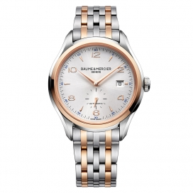 Baume & Mercier Clifton Automatic 41mm Two-Tone