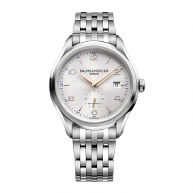 Baume & Mercier Clifton Automatic 41mm Stainless