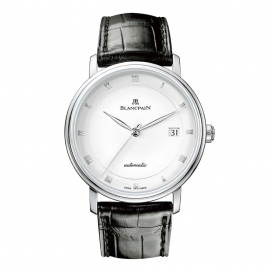 Blancpain Villeret Stainless Steel 38MM Ultra Thin