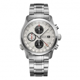 Bremont ALT1WTWHBR World Time SS White Dial
