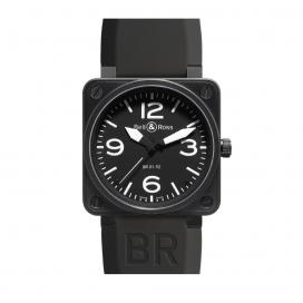 Bell & Ross BR 01-92 Black Carbon
