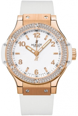 Hublot Big Bang 38mm Ladies RG Diamodn Bezel