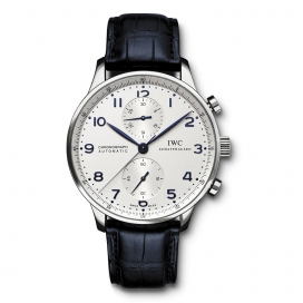 IWC Portuguese Chronograph Stainless Steel