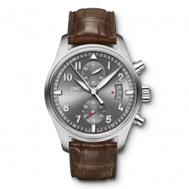 IWC Pilot's Spitfire Chronograph Stainless Steel
