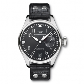 IWC Big Pilot's Watch Stainless Steel
