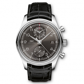 IWC Portuguese Chronograph Classic Stainless Steel