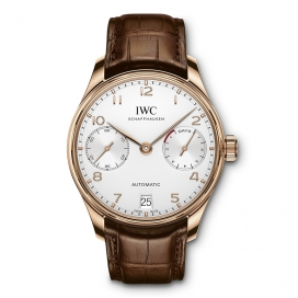 IWC Portugieser -7Day  Automatic Rose Gold